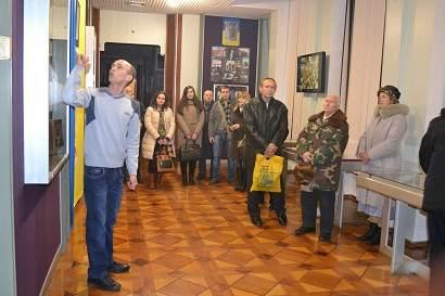 У Черкаському краєзнавчому музеї пройшов вечір пам`яті Чорновола
