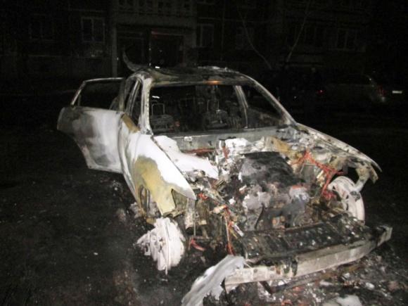 Уночі в різних куточках Черкащини спалили Інфініті, Фольксваген і КАМАЗ