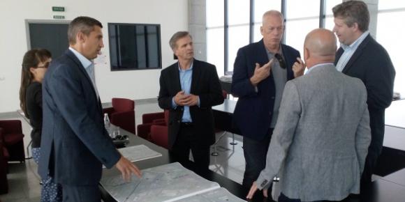 Американська компанія Marquis Energy зацікавлена зробити на Черкащині підприємство з виробництва біоетанолу