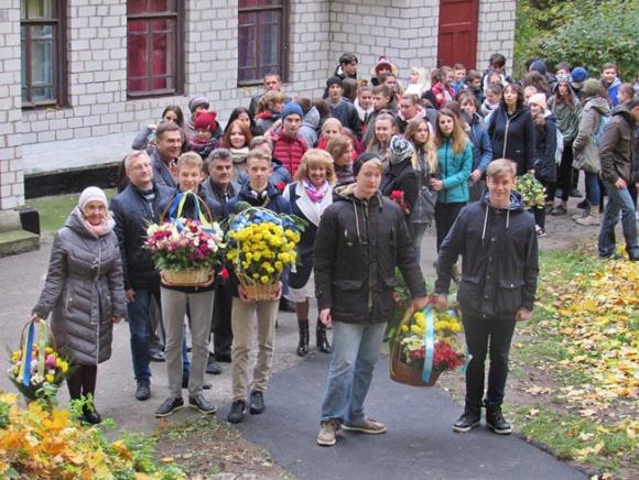 У Каневі вшанували академіка Біляшівського, який відкрив давньоруський Родень