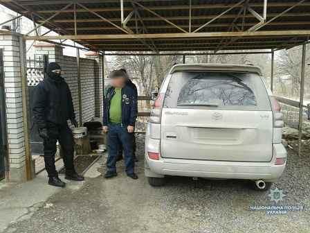 В Умані за збут метадону затримали трьох осіб