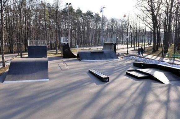 У Каневі розпочато підготовку до будівництва скейт-парку на набережній Дніпра