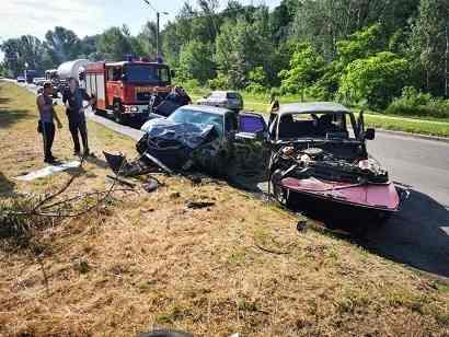 У Каневі в результаті зіткнення ВАЗ та Audi постраждало три людини