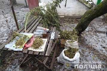 Майже 5 кг. наркотиків виявлено вдома у жителя Уманського району